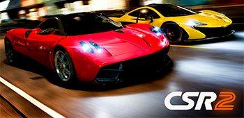 Постер CSR Racing 2