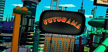 Постер Futurama: Game of Drones