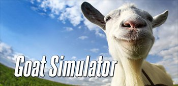 Постер Goat Simulator / Симулятор Козла