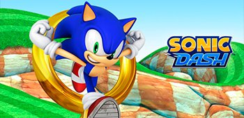 Постер Sonic Dash