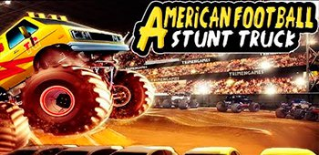 Постер American Football Stunt Truck