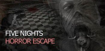Постер Five Nights Horror Escape