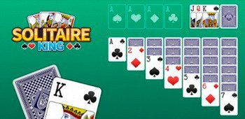 Постер Solitaire King