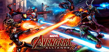 Постер Marvel: Avengers Alliance 2