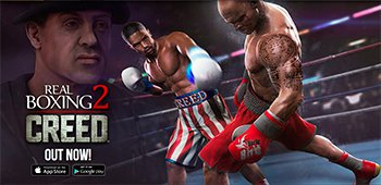 Постер Real Boxing 2 CREED