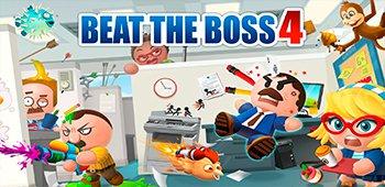Постер Beat the Boss 4