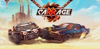 Постер CaRRage
