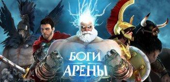 Постер Игра Боги арены