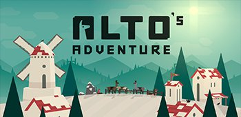 Постер Alto's Adventure на Андроид