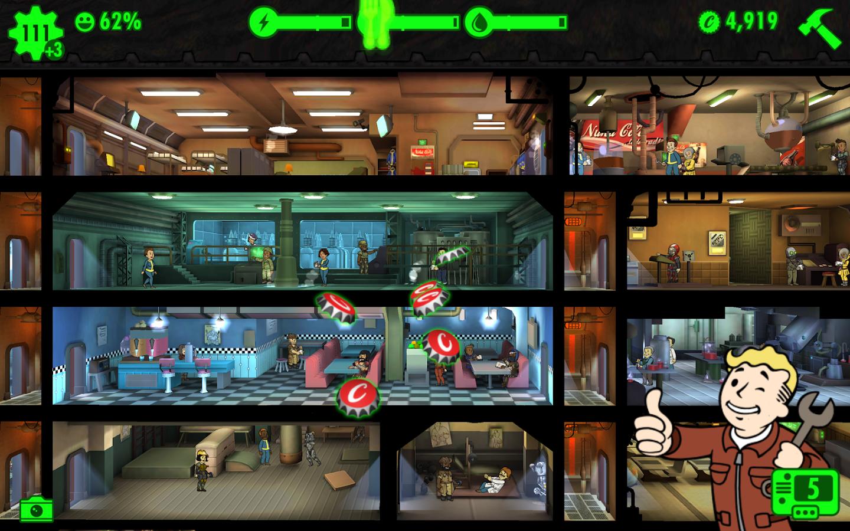 Fallout shelter на андроид на русском скачать.