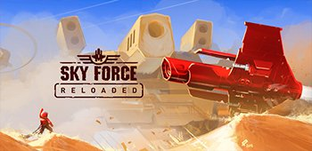 Постер Sky Force Reloaded на Андроид