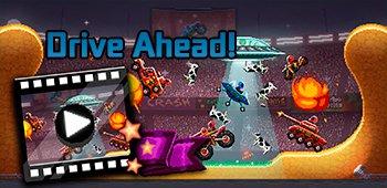 Постер Drive Ahead! на Андроид