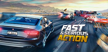 Постер Road Racing: Traffic Driving