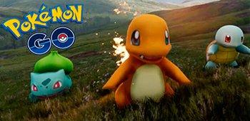 Постер Pokemon GO (Покемон Го) на Андроид