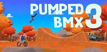 Постер Pumped BMX 3 на Андроид
