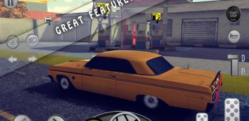 Постер Amazing Taxi Sim 1976 Pro
