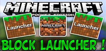 Постер BlockLauncher Pro