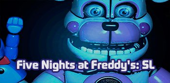 Постер Five Nights at Freddy's: SL