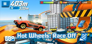 Постер Hot Wheels: Race Off