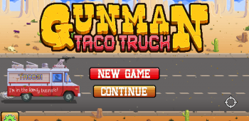 Постер Gunman Taco Truck