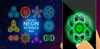 Постер Спиннер - Fidget Spinner