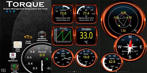 Torque Pro ELM327/OBD2