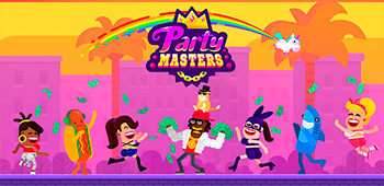 Partymasters: Fun Idle Game на Андроид