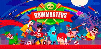 Bowmasters на Андроид