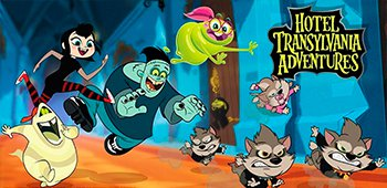Постер Hotel Transylvania Adventures - Run, Jump, Build!