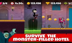 Hotel Transylvania Adventures - Run, Jump, Build!