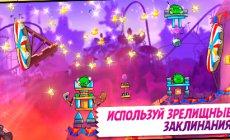 Злые птицы 2 (Angry Birds 2) v2.24.1 Новый год 2019
