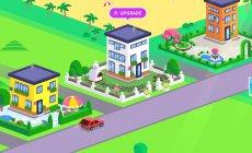 House Paint - Раскраска домов для детей
