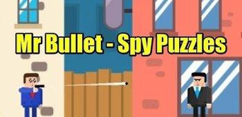 Постер М-р Пуля - шпионские задачки