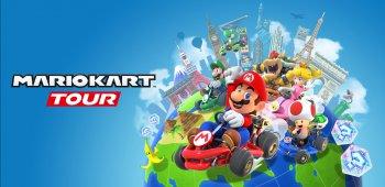 Постер Mario Kart Tour