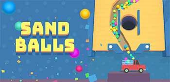 Постер Sand Balls (Санд Баллс)