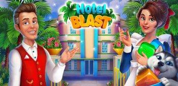 Постер Hotel Blast