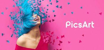 Постер PicsArt: Фото и видео редактор