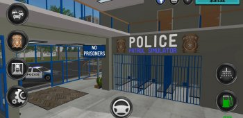 Police Patrol Simulator (взлом, много денег) на Андроид